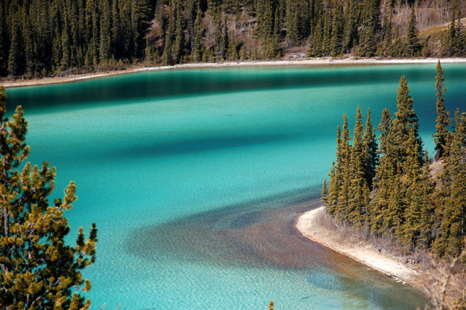 Emerald Lake, Alaska