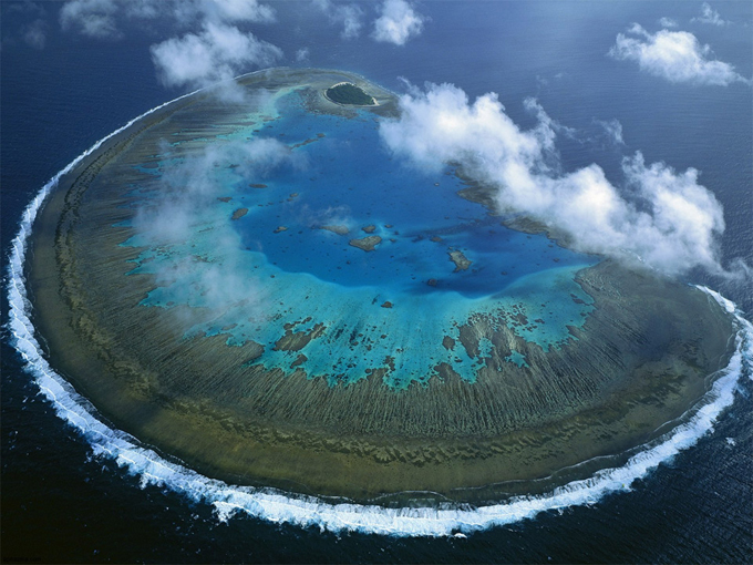 Lady Musgrave Island, Great Barrier Reef, Australia