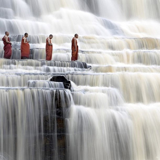 Pongua Falls, Vietnam