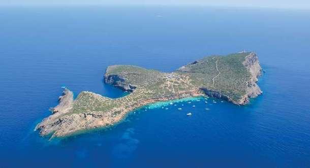 Tagomago Island, Spain