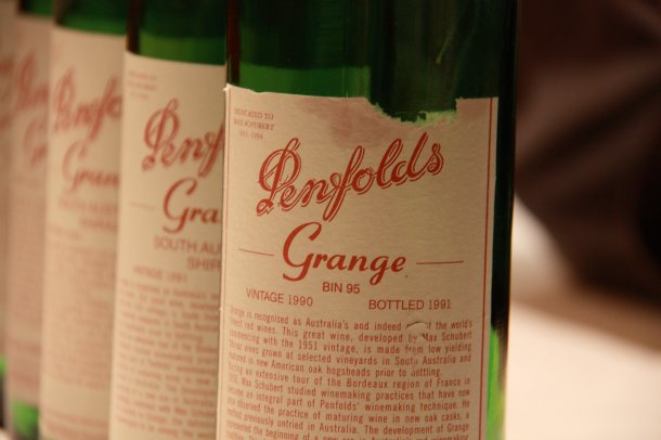 Penfolds Grange: Our favourite bottle of Australian wine