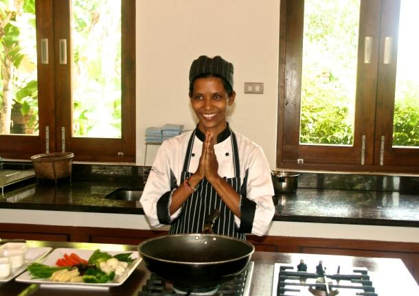 Thank you Chef Saipin!!