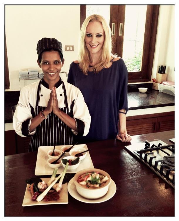 Chef Saipin & Me