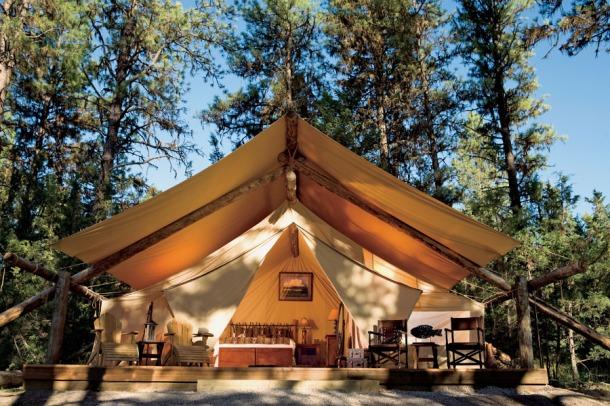 Paw Creek Ranch, Montana