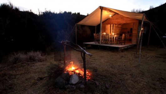 Poronui Safari Camp, NEW ZEALAND, PACIFIC